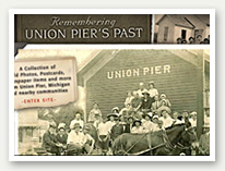 Union Pier Scrapbook