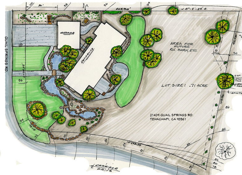 Remarkable Hand Drawn Site Plan Landscape 783 x 564 · 183 kB · jpeg