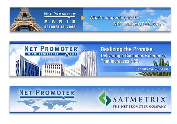 website banners design